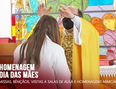 Colégio e Faculdade São Luiz homenageia mães