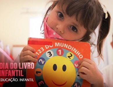 Colégio São Luiz comemora Dia do Livro Infantil