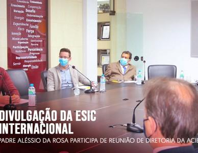 Divulgação da ESIC Internacional