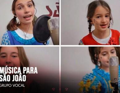Grupo Vocal canta São João
