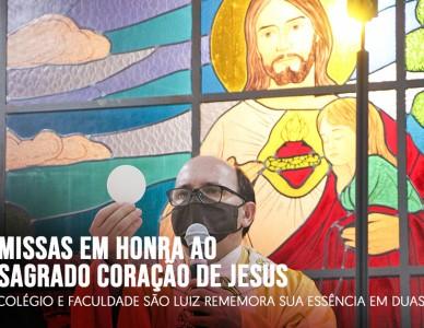 Missas em honra ao Sagrado Coração de Jesus